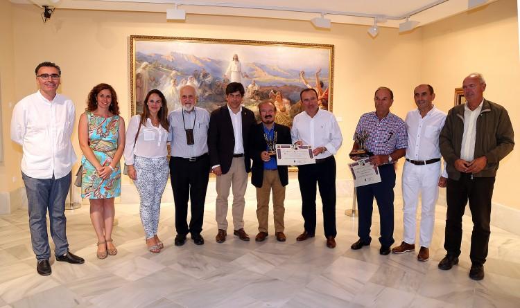 Premios 2016 central